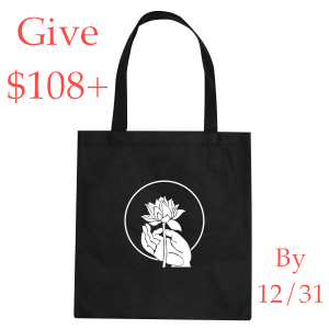 Donate & Get a BPF Tote Bag!
